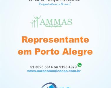 Representante em Porto Alegre – RS